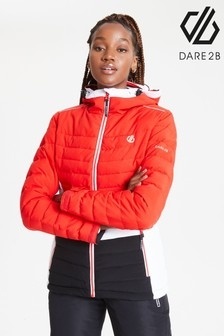 Dare 2b Red Succeed Waterproof Ski Jacket