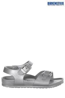 Birkenstock® Grey EVA Sandals