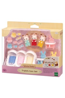 Sylvanian Families Triple Care Set
