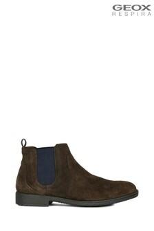 Geox Men's Jaylon Brown Boot