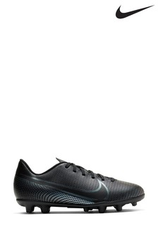Nike Black Mercurial Vapor 13 Club Multi Ground Junior and Youth Football Boots