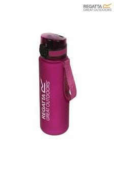 Botella de agua de 0,6 l con tapón abatible Tritan de Regatta