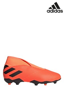 adidas Inflight Nemeziz P3 Firm Ground Laceless Junior & Youth Football Boots
