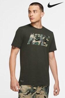 Nike Camo Infill T-Shirt