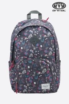 Animal Asphalt Grey Discover Backpack