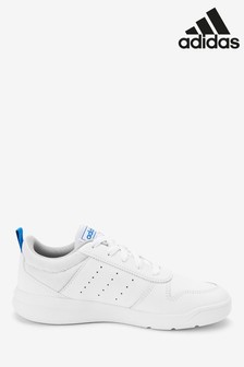 adidas White Tenasaur Junior & Youth Trainers