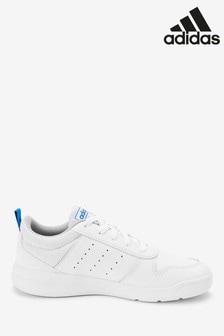 נעלי ספורט Tenasaurלילדים ונוער בלבן שלAdidas
