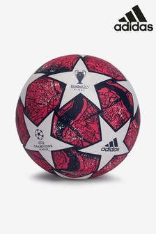 adidas White UCL Finale Club Ball