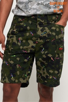 Superdry Rookie Edition Parachute Cargo Short