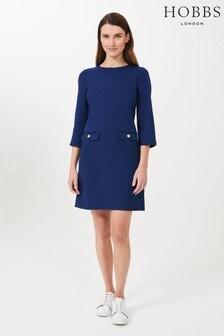 Hobbs Blue Dolly Dress