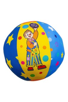 Mr Tumbles Fun Sounds Spotty Ball