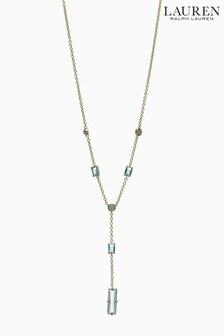 Lauren by Ralph Lauren Y-Neck Stone Necklace