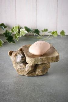 Bear Soap Dish