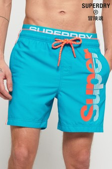Superdry State Volley Swim Short