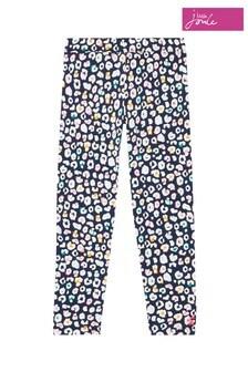 Joules Blue Emilia Luxe Leggings