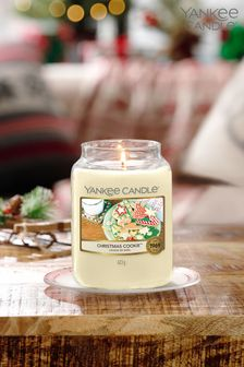 Yankee Candle Classic Large Jar Christmas Cookie Candle
