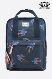 Animal Indigo Blue Navigator Backpack