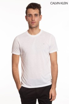 Calvin Klein Golf White T-Shirts Three Pack