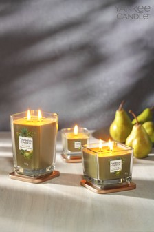 Yankee Candle Elevation Large Pear & Tea Leaf Candle