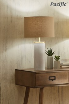 Rome Marble Table Lamp by Pacific Lifestyle