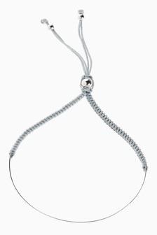 Metal Pully Bracelet