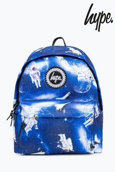 Hype. Blue Astro Space Backpack