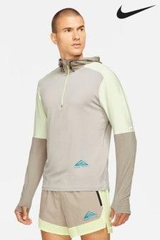 Nike Dri-FIT 1/2 Zip Trail Running Top