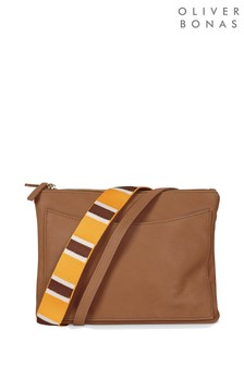 Oliver Bonas Quinn Multi Strap Cross Body Bag