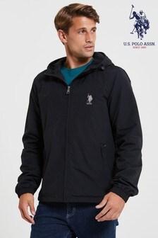 U.S. Polo Assn. Block Micro Fleece Lined Jacket
