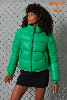 Superdry Luxe Alpine Down Padded Jacket