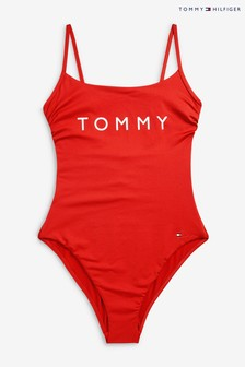 Tommy Hilfiger Logo Swimsuit