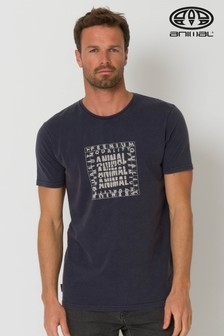 Animal Blue Durley Deluxe Graphic T-Shirt