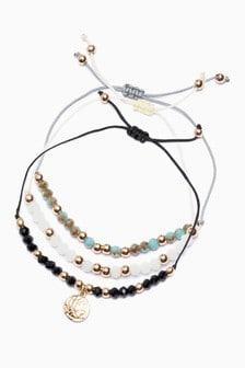 A Little Gift Beaded Bracelets 3 Pack