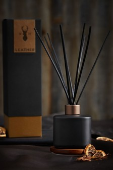 Leather Fragranced Diffuser