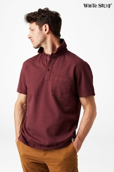 White Stuff Red Thielsen Polo