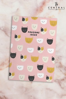 Central 23 Pawsome Ideas Notebook