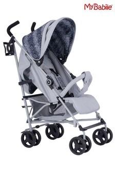My Babiie Dreamiie Platinum Snake Stroller