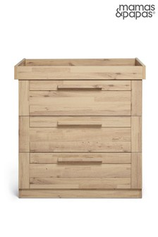 Mamas & Papas Atlas Pale Oak Dresser Changer