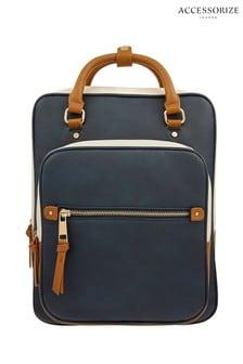 Accessorize Blue Harriet Backpack
