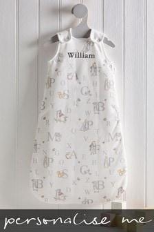 Personalised Peter Rabbit 2.5 Tog Sleep Bag