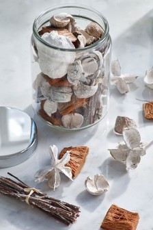 White Jasmine Pot Pourri