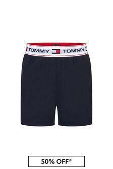 Tommy Hilfiger Navy Swim Shorts