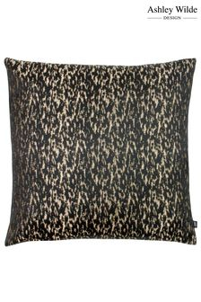 Andesite Jacquard Cushion by Ashley Wilde