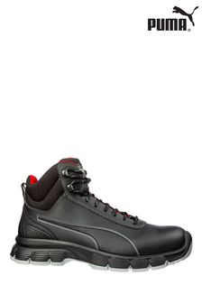 Puma Black Condor Mid S3 Safety Boots
