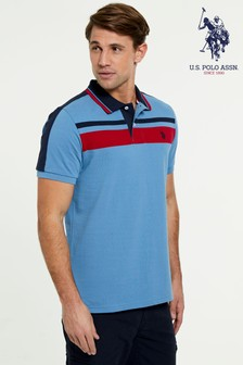 U.S. Polo Assn. Tipped Classic Poloshirt