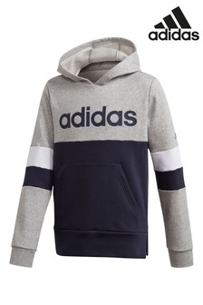 adidas Colourblock Overhead Hoody