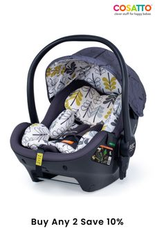 Cosatto RAC Port Isize 0+ Carseat Fika Forest