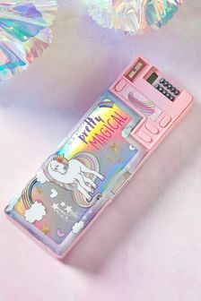 Unicorn Pop Out Pencil Case