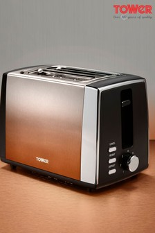 Ombre 2 Slot Toaster by Tower