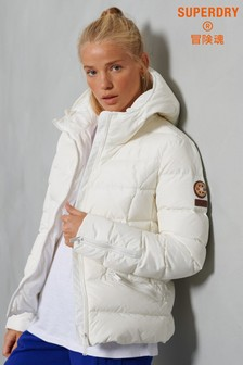 Superdry Premium Down Luxe Quilt Jacket